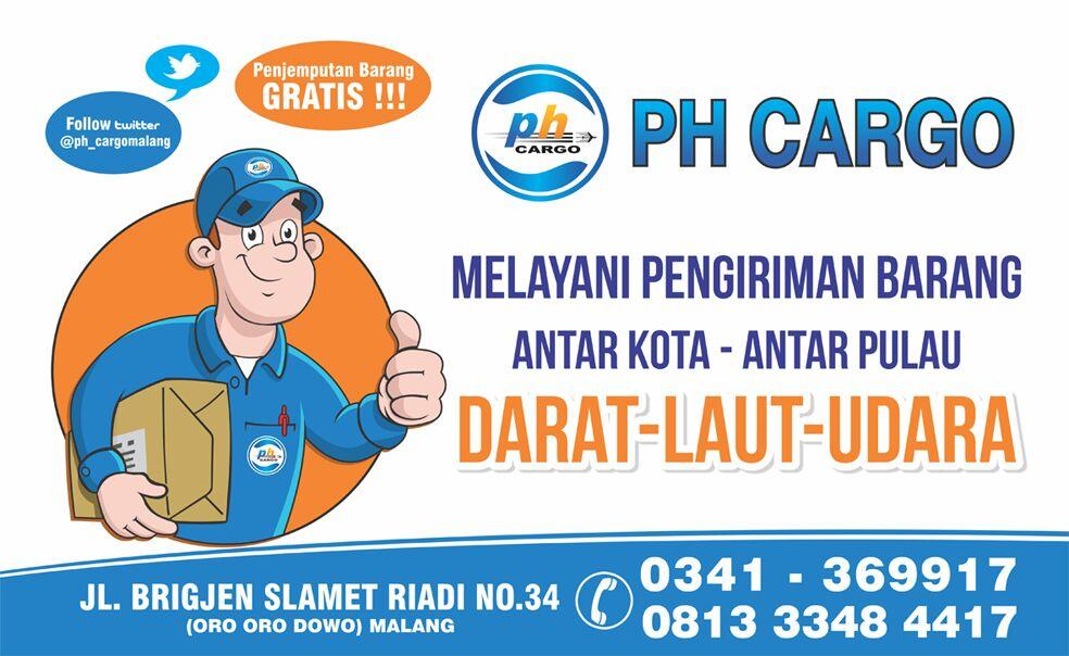 Brosur Ph Cargo 1 Ph Cargo Malang